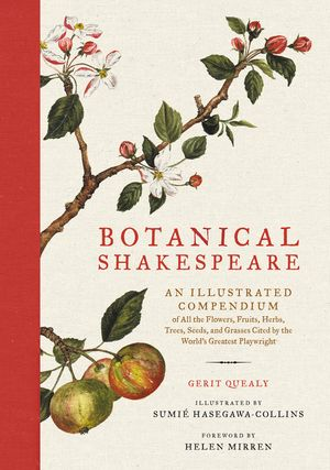 Botanical Shakespeare book image