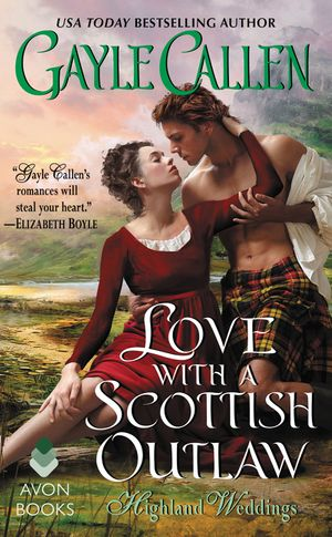 Love with a Scottish Outlaw book image