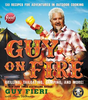Guy on Fire book image