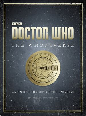 Doctor Who: The Whoniverse book image