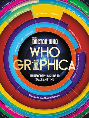 Doctor Who: Whographica book image