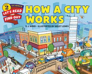 How a City Works book image