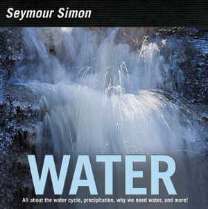 Water book image
