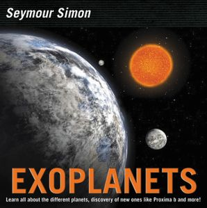 Exoplanets Paperback  by Seymour Simon