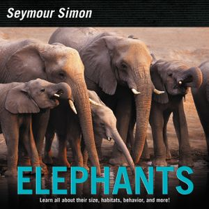 Elephants book image