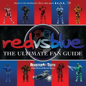 Red vs. Blue  KF8 book image