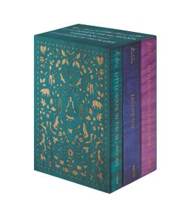Little House Hardcover 3-Book Box Set