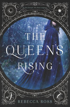 The Queen's Rising book image