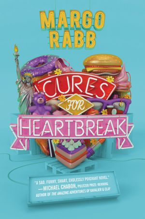 Cures for Heartbreak book image