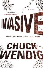 Invasive Paperback  by Chuck Wendig