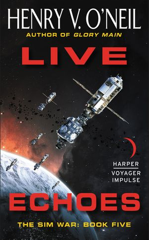 Live Echoes book image