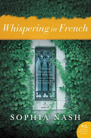 Whispering in French book image