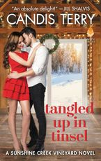 Tangled Up in Tinsel Paperback  by Candis Terry