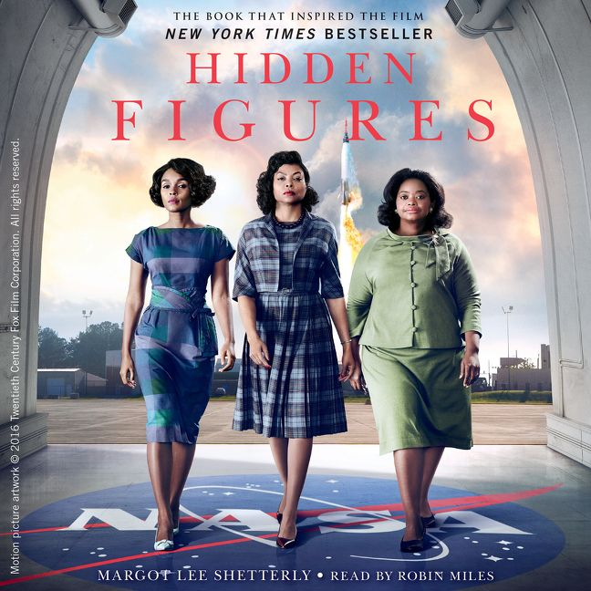 Hidden Figures Margot Lee Shetterly Digital Audiobook