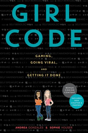 Girl Code Paperback  by Andrea Gonzales