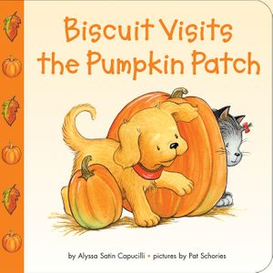 Biscuit Visits the Pumpkin Patch book image