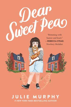 Dear Sweet Pea book image