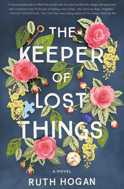 The Keeper Of Lost Things Ruth Hogan Hardcover