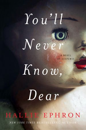 You'll Never Know, Dear book image