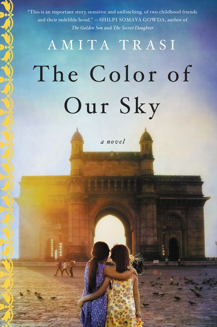 The Color of Our Sky - Amita Trasi - Paperback