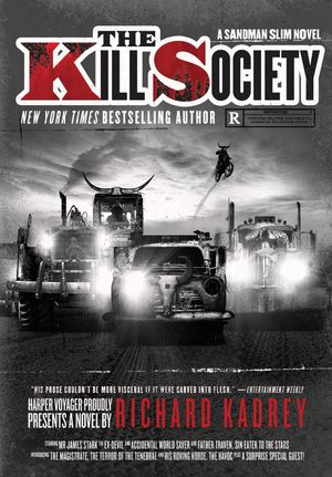 The Kill Society book image