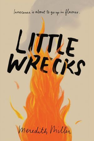 Little Wrecks book image