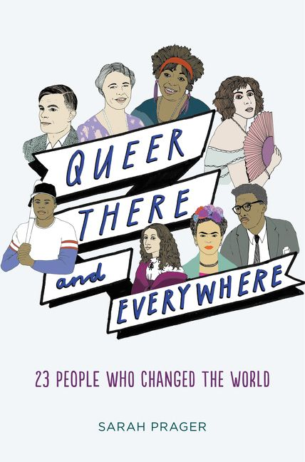 Pride Book Club for Teens: Queer, There, and Everywhere