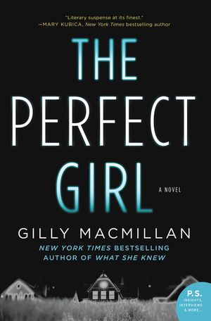 The Perfect Girl book image