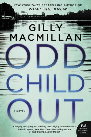 Odd Child Out book image