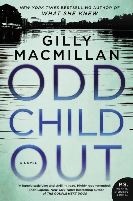 Odd Child Out - Gilly Macmillan - Paperback