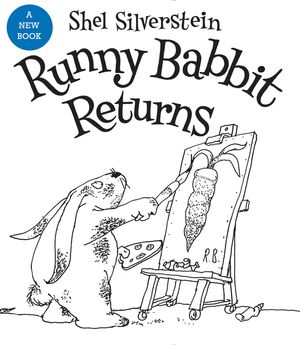 Runny Babbit Returns book image