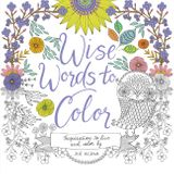 Wise Words to Color