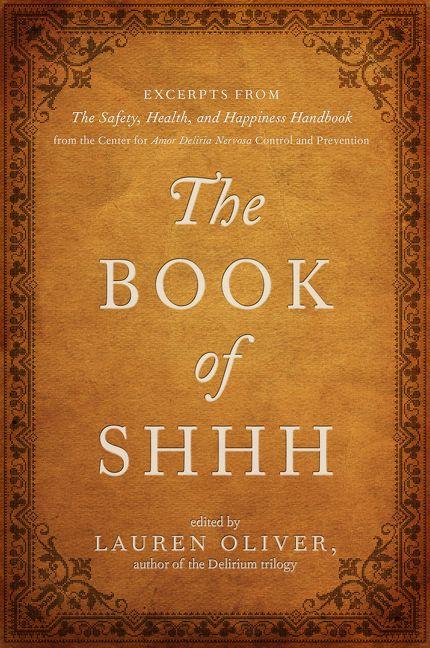 The Book Of Shhh Lauren Oliver E Book