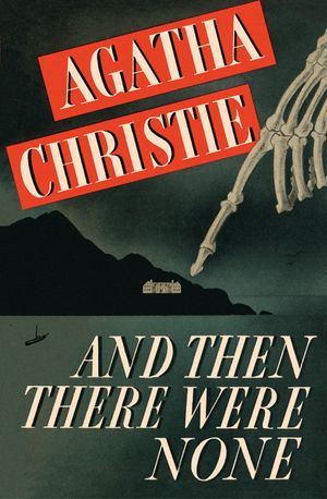 And Then There Were None Facsimile Edition book image
