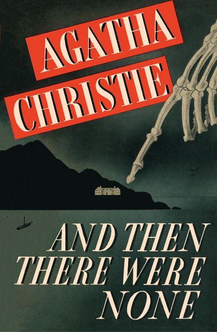 Image result for and then there were none cover