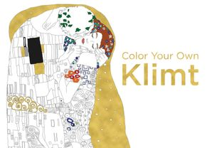 Color Your Own Klimt