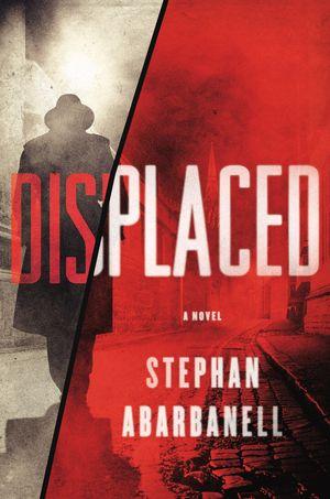 Displaced book image