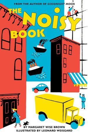 The Noisy Book Board Book book image