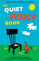 The Quiet Noisy Book Board Book