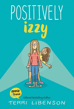 Positively Izzy book image