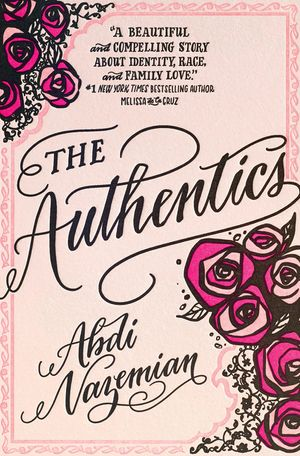 The Authentics book image
