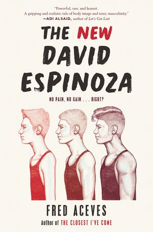 The New David Espinoza book image