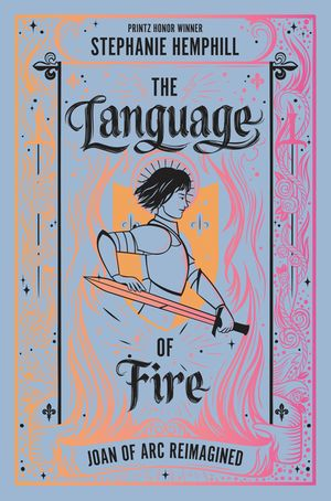 The Language of Fire book image