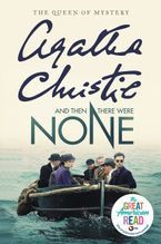 And Then There Were None [TV Tie-in] Paperback  by Agatha Christie