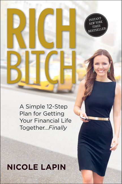 a6c447e745dc Rich Bitch - Nicole Lapin - E-book