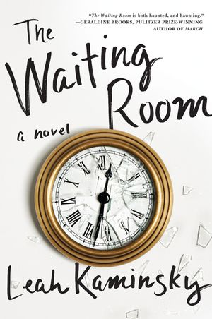 The Waiting Room book image