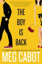 The Boy Is Back Hardcover  by Meg Cabot
