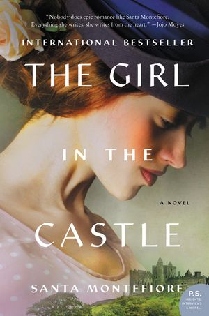 The Girl in the Castle book image