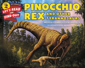 Pinocchio Rex and Other Tyrannosaurs book image