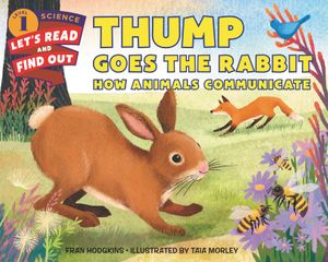 Thump Goes the Rabbit book image